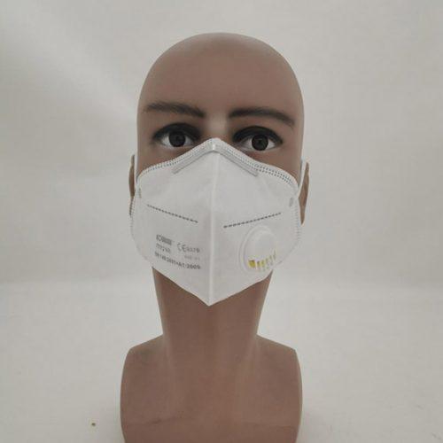 """FFP2 Maske """"Koumask mit Auslassventil"""