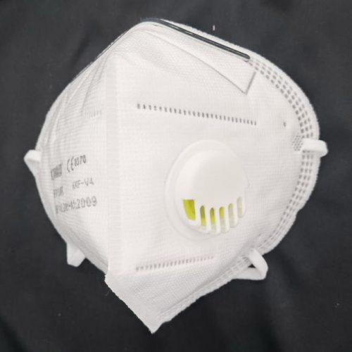 FFP3 Maske Koumask mit Auslassventil