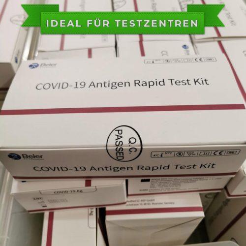 Schnelltest COVID-19 Beier Antigen Rapid Test Kit