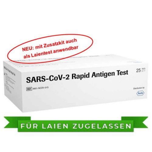 Roche SARS-CoV-2 / Covid-19 Nasal Antigentest