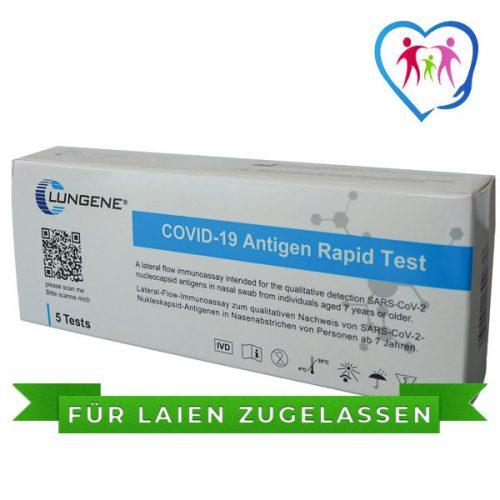 CLUNGENE® Covid-19 Antigen Schnelltest