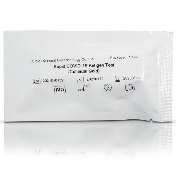 HYGISUN COVID-19 Antigen Schnelltest