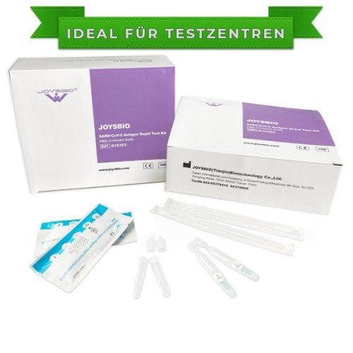 Schnelltest COVID-19 JOYSBIO Antigen-Test 3-in-1